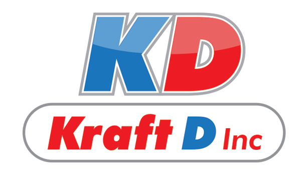 Logo Design by Mohamed Sheikh - Entry No. 135 in the Logo Design Contest Unique Logo Design Wanted for Kraft D Inc.