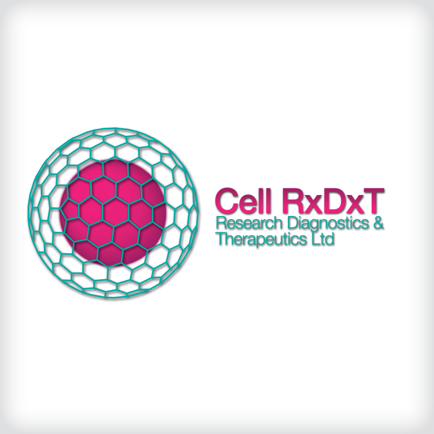 Logo Design by guerreroide - Entry No. 22 in the Logo Design Contest Cell Research, Diagnostics & Therapeutics Ltd (RxDxTx).