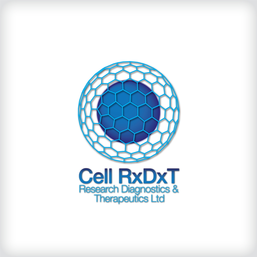 Logo Design by guerreroide - Entry No. 23 in the Logo Design Contest Cell Research, Diagnostics & Therapeutics Ltd (RxDxTx).