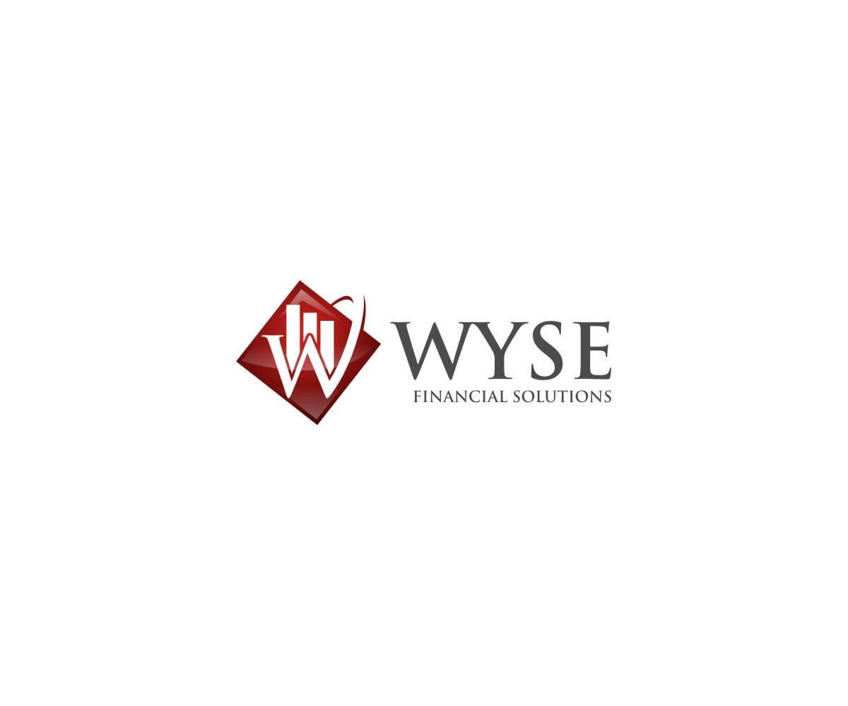 Logo Design by untung - Entry No. 50 in the Logo Design Contest Fun Logo Design for Wyse Financial Solutions.