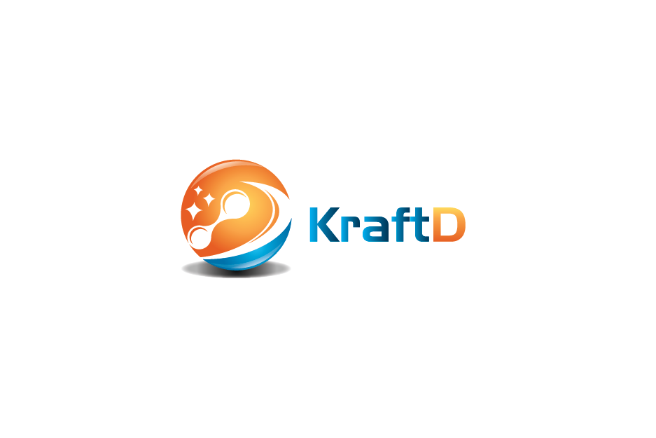 Logo Design by Private User - Entry No. 144 in the Logo Design Contest Unique Logo Design Wanted for Kraft D Inc.