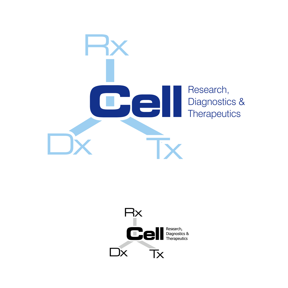 Logo Design by xenowebdev - Entry No. 25 in the Logo Design Contest Cell Research, Diagnostics & Therapeutics Ltd (RxDxTx).