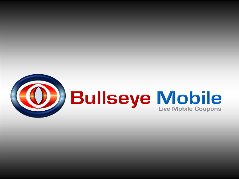 Logo Design by openartposter - Entry No. 172 in the Logo Design Contest Bullseye Mobile.