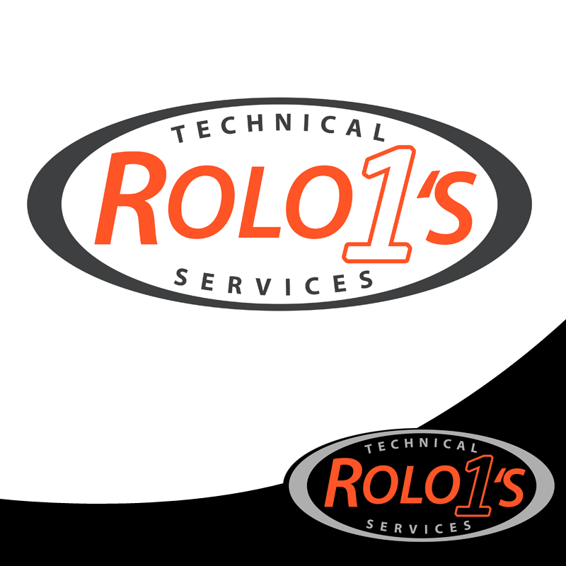Logo Design by Private User - Entry No. 50 in the Logo Design Contest Inspiring Logo Design for Rolo1's Technical Services.