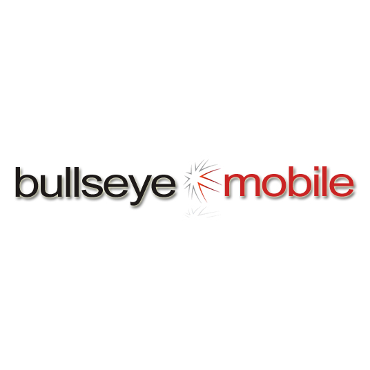 Logo Design by designergirlz - Entry No. 173 in the Logo Design Contest Bullseye Mobile.