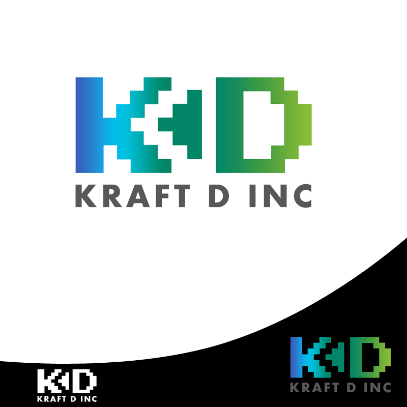 Logo Design by Private User - Entry No. 152 in the Logo Design Contest Unique Logo Design Wanted for Kraft D Inc.