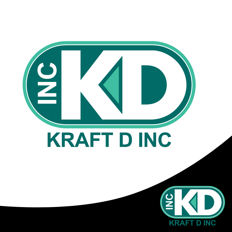 Logo Design by Private User - Entry No. 153 in the Logo Design Contest Unique Logo Design Wanted for Kraft D Inc.