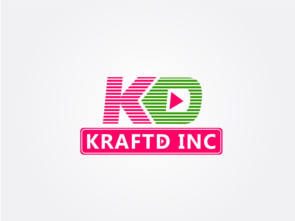 Logo Design by Jagdeep Singh - Entry No. 159 in the Logo Design Contest Unique Logo Design Wanted for Kraft D Inc.