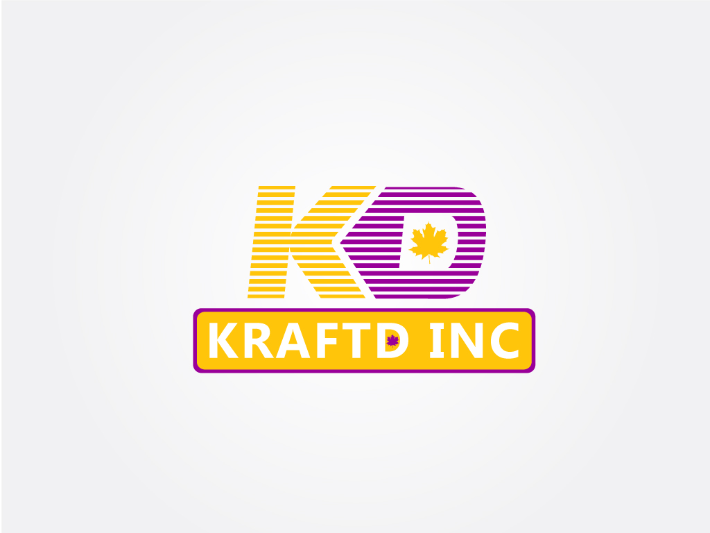 Logo Design by Jagdeep Singh - Entry No. 160 in the Logo Design Contest Unique Logo Design Wanted for Kraft D Inc.