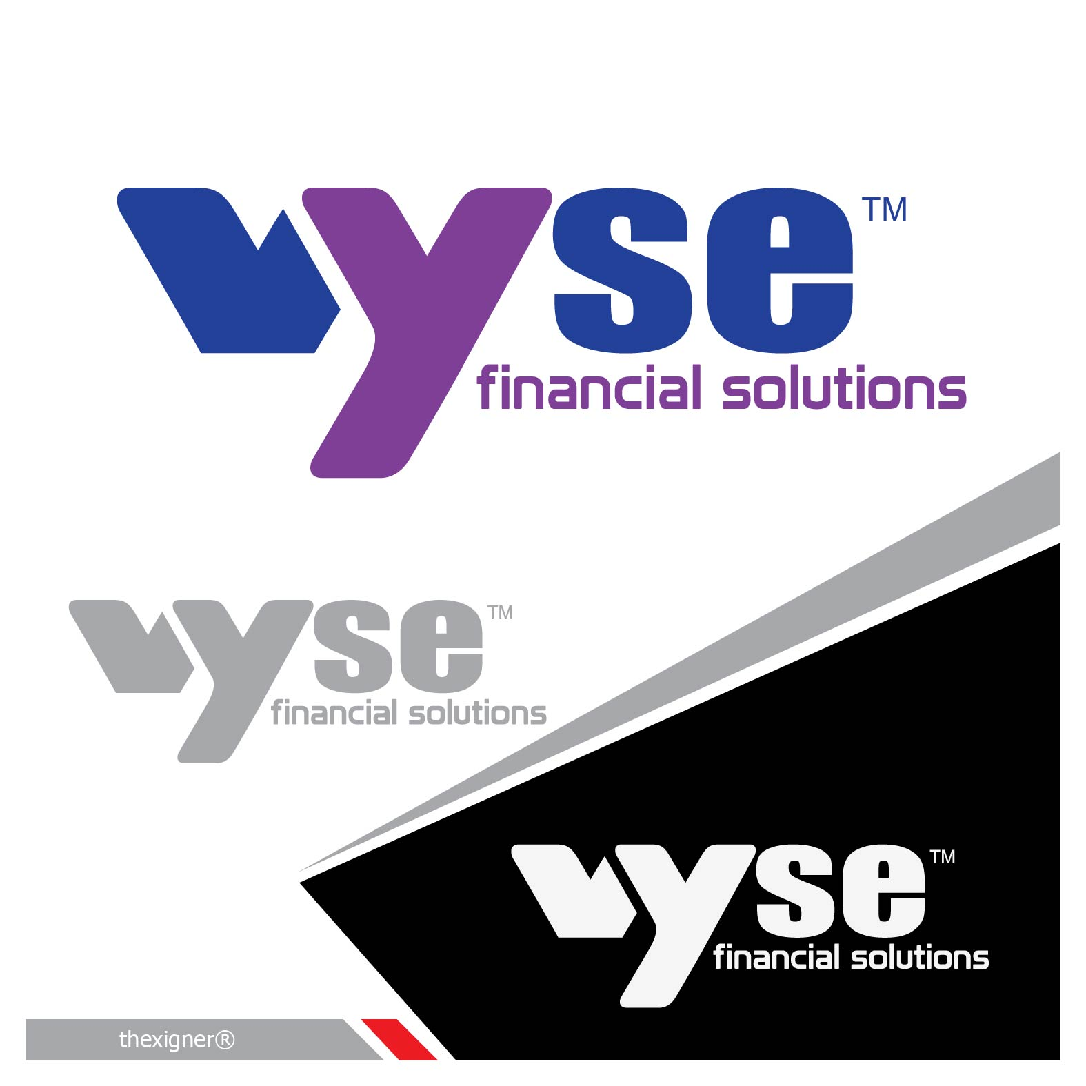 Logo Design by lagalag - Entry No. 55 in the Logo Design Contest Fun Logo Design for Wyse Financial Solutions.
