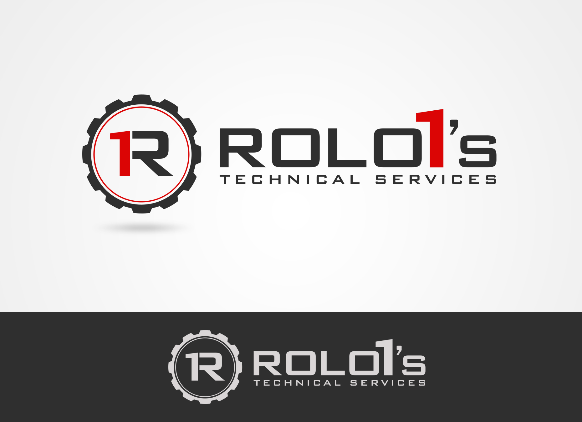 Logo Design by omARTist - Entry No. 55 in the Logo Design Contest Inspiring Logo Design for Rolo1's Technical Services.