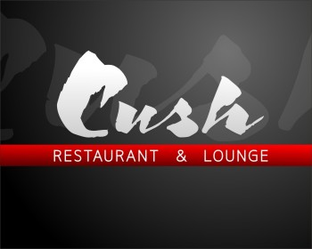 Logo Design by Autoanswer - Entry No. 181 in the Logo Design Contest Cush Restaurant & Lounge Ltd..