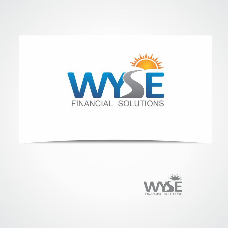 Logo Design by DENOK - Entry No. 56 in the Logo Design Contest Fun Logo Design for Wyse Financial Solutions.
