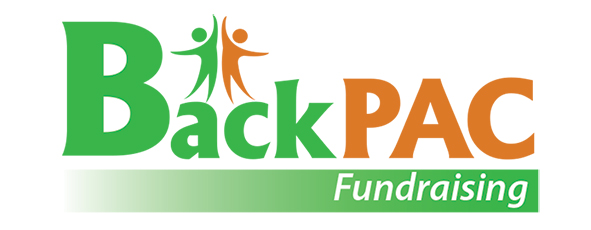 Logo Design by Mohamed Sheikh - Entry No. 61 in the Logo Design Contest Imaginative Logo Design for BackPAC Fundraising.