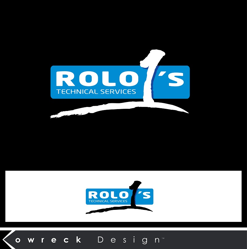 Logo Design by kowreck - Entry No. 61 in the Logo Design Contest Inspiring Logo Design for Rolo1's Technical Services.