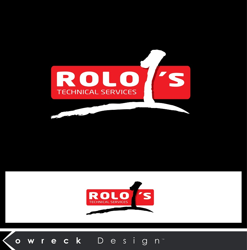 Logo Design by kowreck - Entry No. 66 in the Logo Design Contest Inspiring Logo Design for Rolo1's Technical Services.