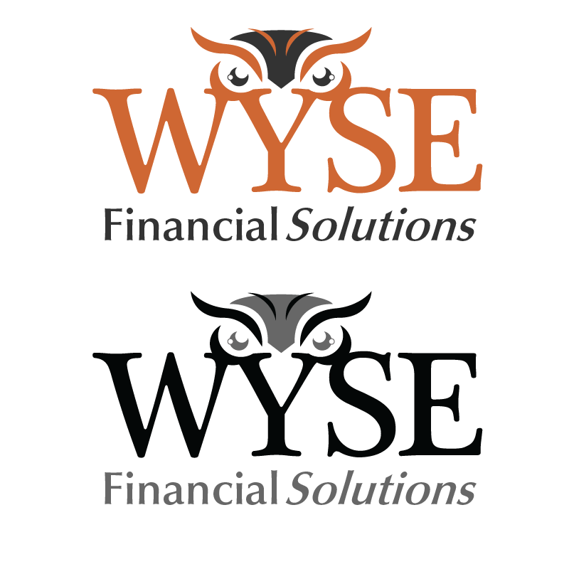 Logo Design by Christina Evans - Entry No. 57 in the Logo Design Contest Fun Logo Design for Wyse Financial Solutions.