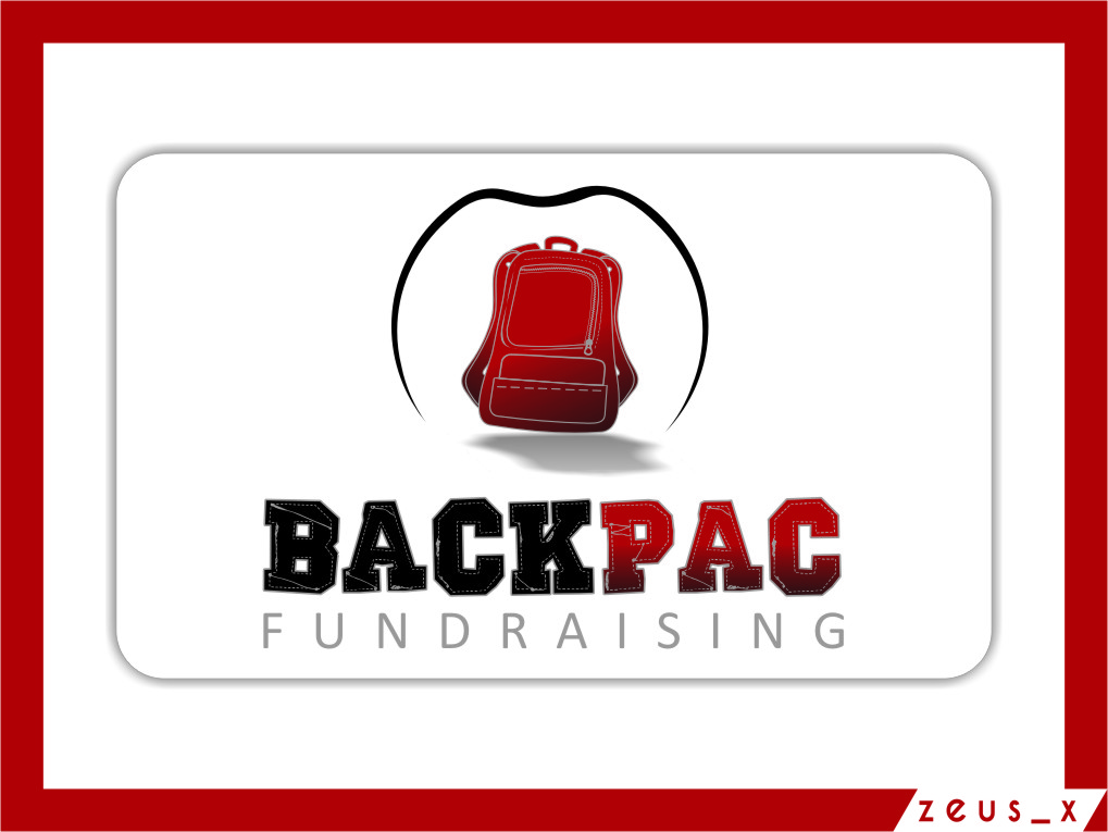 Logo Design by RoSyid Rono-Rene On Java - Entry No. 71 in the Logo Design Contest Imaginative Logo Design for BackPAC Fundraising.