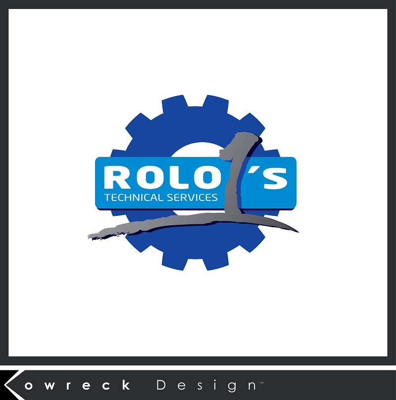 Logo Design by kowreck - Entry No. 68 in the Logo Design Contest Inspiring Logo Design for Rolo1's Technical Services.