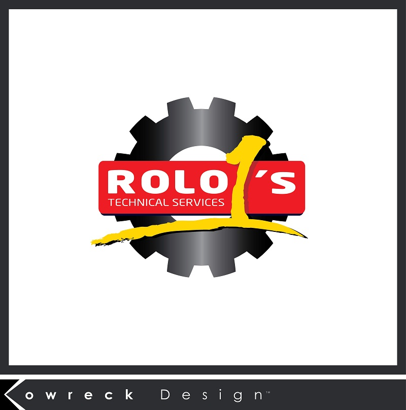 Logo Design by kowreck - Entry No. 69 in the Logo Design Contest Inspiring Logo Design for Rolo1's Technical Services.