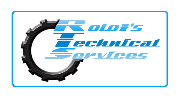 Logo Design by Aries Monta - Entry No. 70 in the Logo Design Contest Inspiring Logo Design for Rolo1's Technical Services.