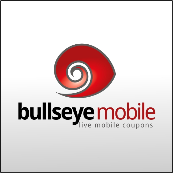 Logo Design by jekson - Entry No. 178 in the Logo Design Contest Bullseye Mobile.