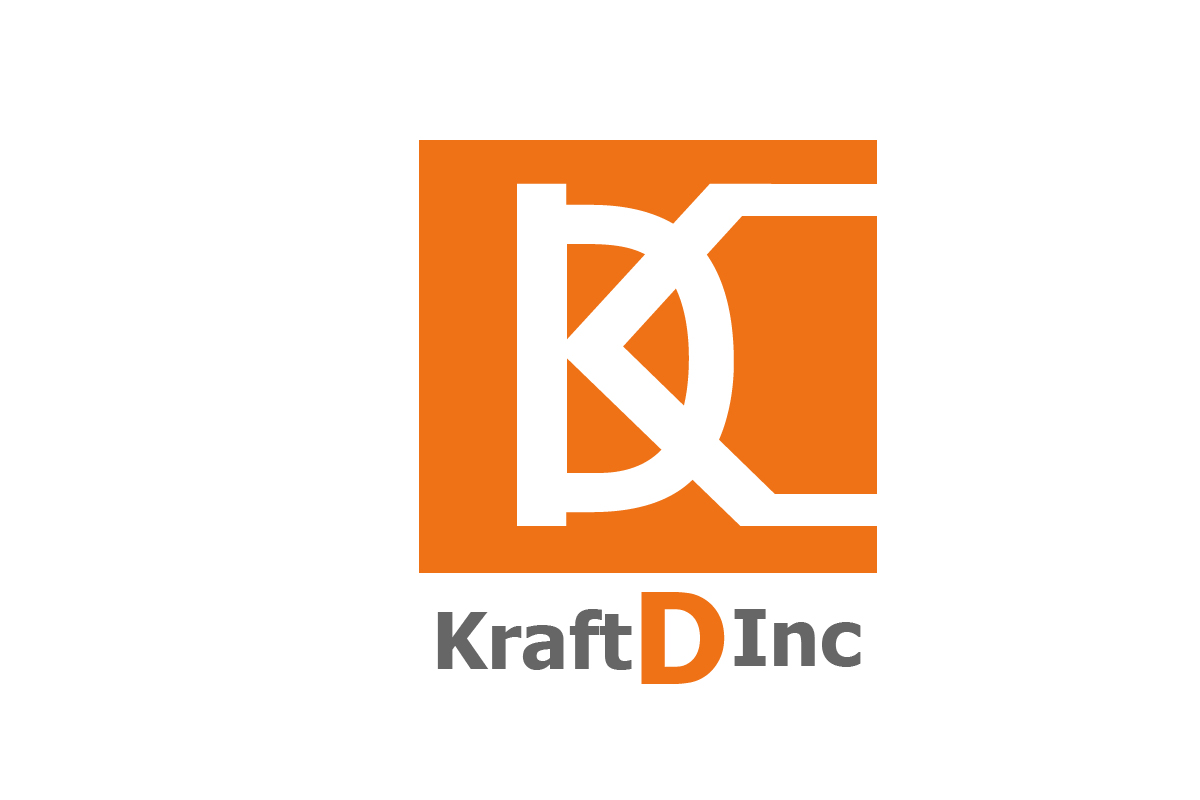Logo Design by Srikant Budakoti - Entry No. 167 in the Logo Design Contest Unique Logo Design Wanted for Kraft D Inc.