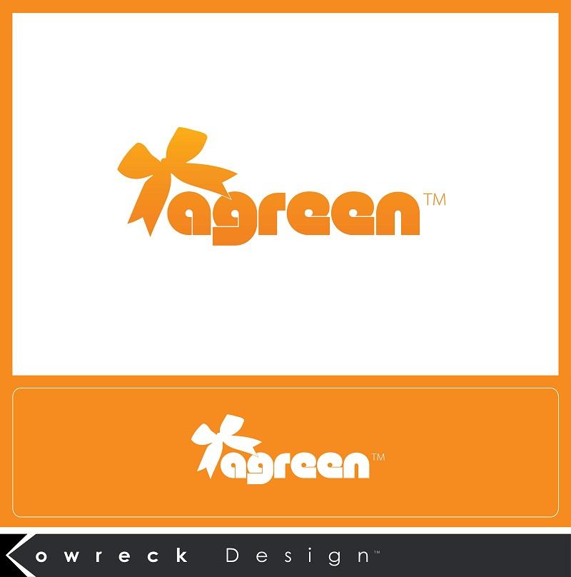 Logo Design by kowreck - Entry No. 32 in the Logo Design Contest Inspiring Logo Design for Agreen.