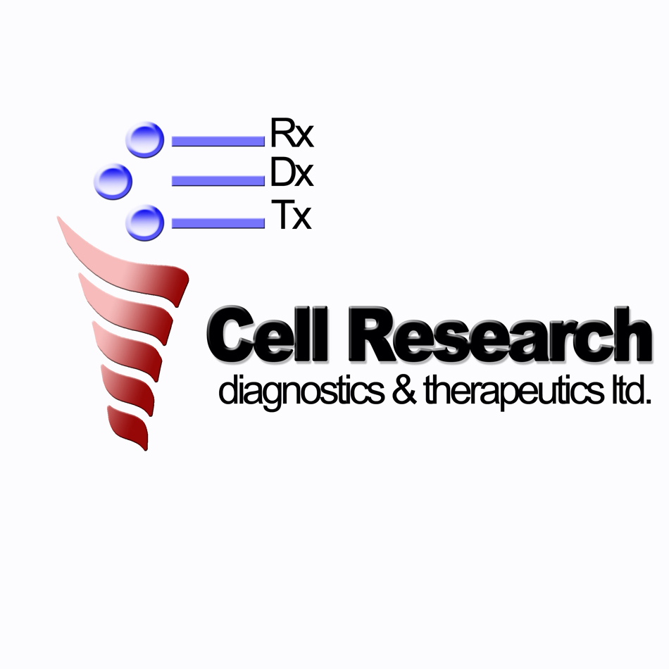 Logo Design by lapakera - Entry No. 31 in the Logo Design Contest Cell Research, Diagnostics & Therapeutics Ltd (RxDxTx).