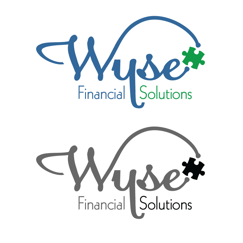 Logo Design by Christina Evans - Entry No. 63 in the Logo Design Contest Fun Logo Design for Wyse Financial Solutions.