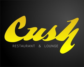 Logo Design by Autoanswer - Entry No. 182 in the Logo Design Contest Cush Restaurant & Lounge Ltd..