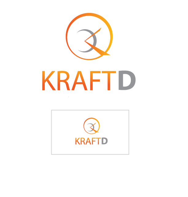 Logo Design by Private User - Entry No. 173 in the Logo Design Contest Unique Logo Design Wanted for Kraft D Inc.