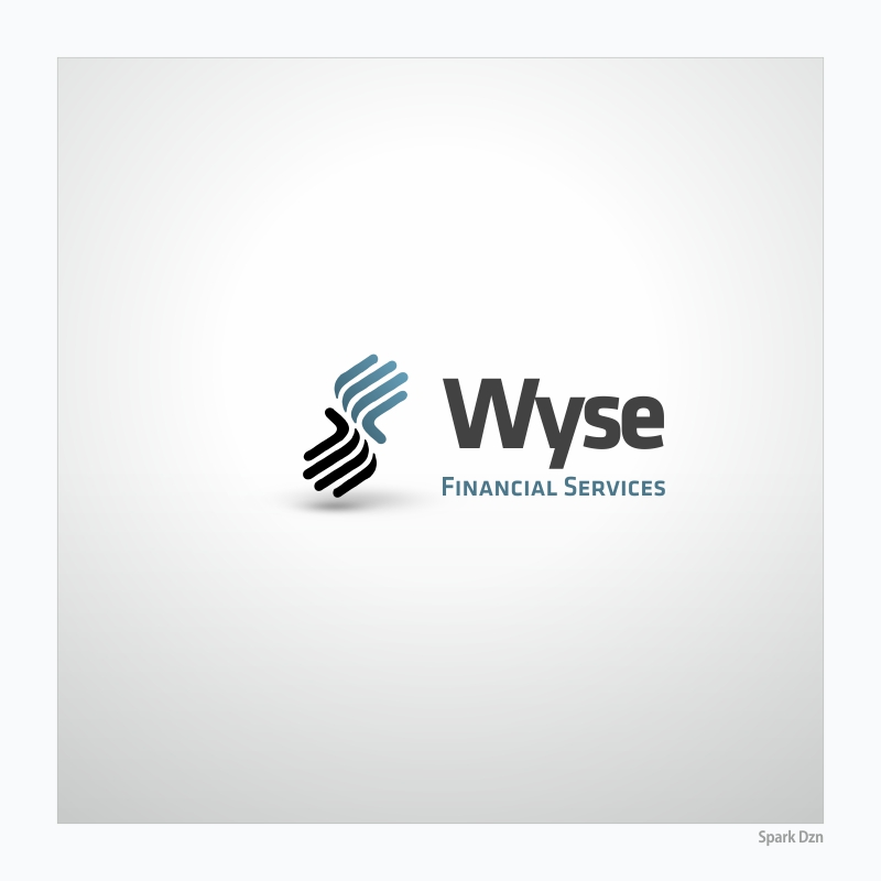 Logo Design by spark_dzn - Entry No. 64 in the Logo Design Contest Fun Logo Design for Wyse Financial Solutions.