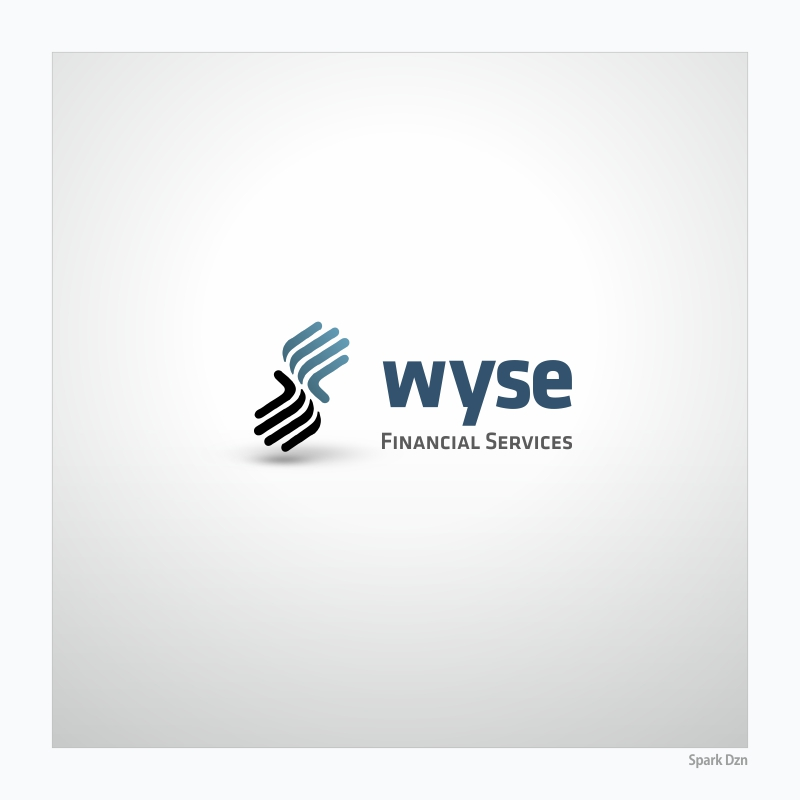 Logo Design by spark_dzn - Entry No. 65 in the Logo Design Contest Fun Logo Design for Wyse Financial Solutions.
