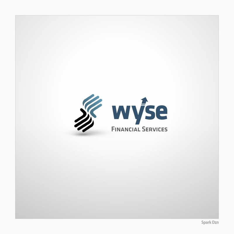 Logo Design by spark_dzn - Entry No. 66 in the Logo Design Contest Fun Logo Design for Wyse Financial Solutions.