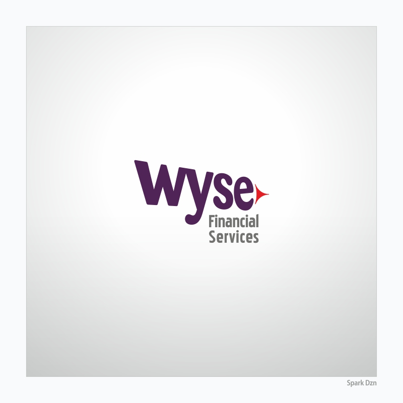 Logo Design by spark_dzn - Entry No. 69 in the Logo Design Contest Fun Logo Design for Wyse Financial Solutions.