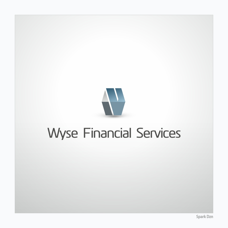 Logo Design by spark_dzn - Entry No. 70 in the Logo Design Contest Fun Logo Design for Wyse Financial Solutions.
