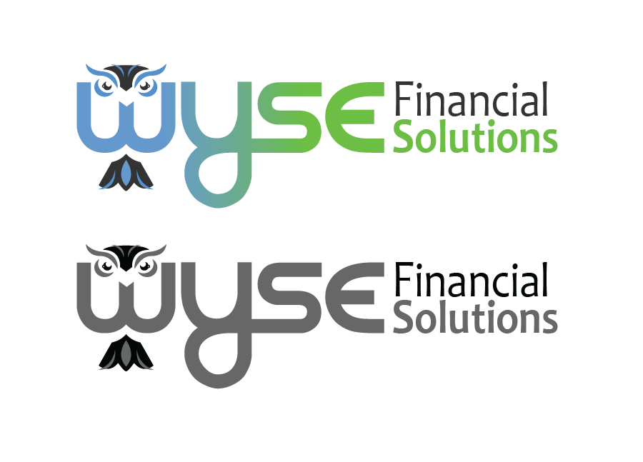 Logo Design by Christina Evans - Entry No. 71 in the Logo Design Contest Fun Logo Design for Wyse Financial Solutions.