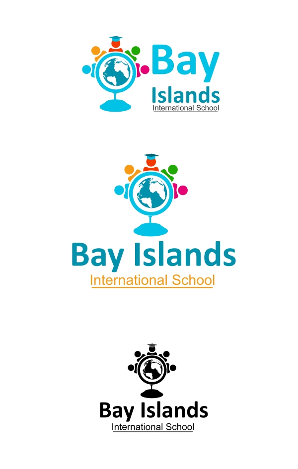 Logo Design by Private User - Entry No. 8 in the Logo Design Contest Creative Logo Design for Bay Islands International School.