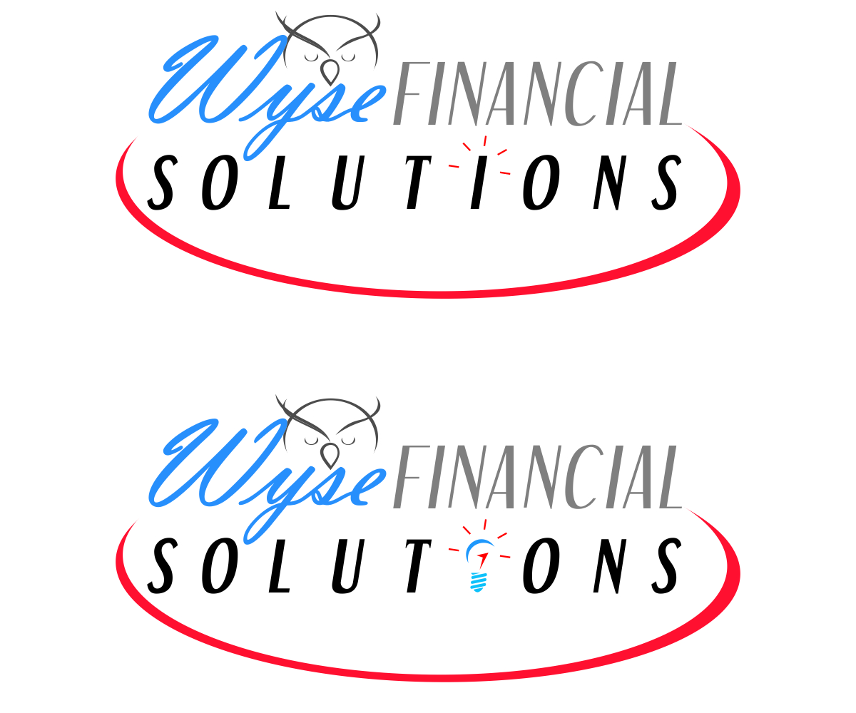 Logo Design by franz - Entry No. 75 in the Logo Design Contest Fun Logo Design for Wyse Financial Solutions.