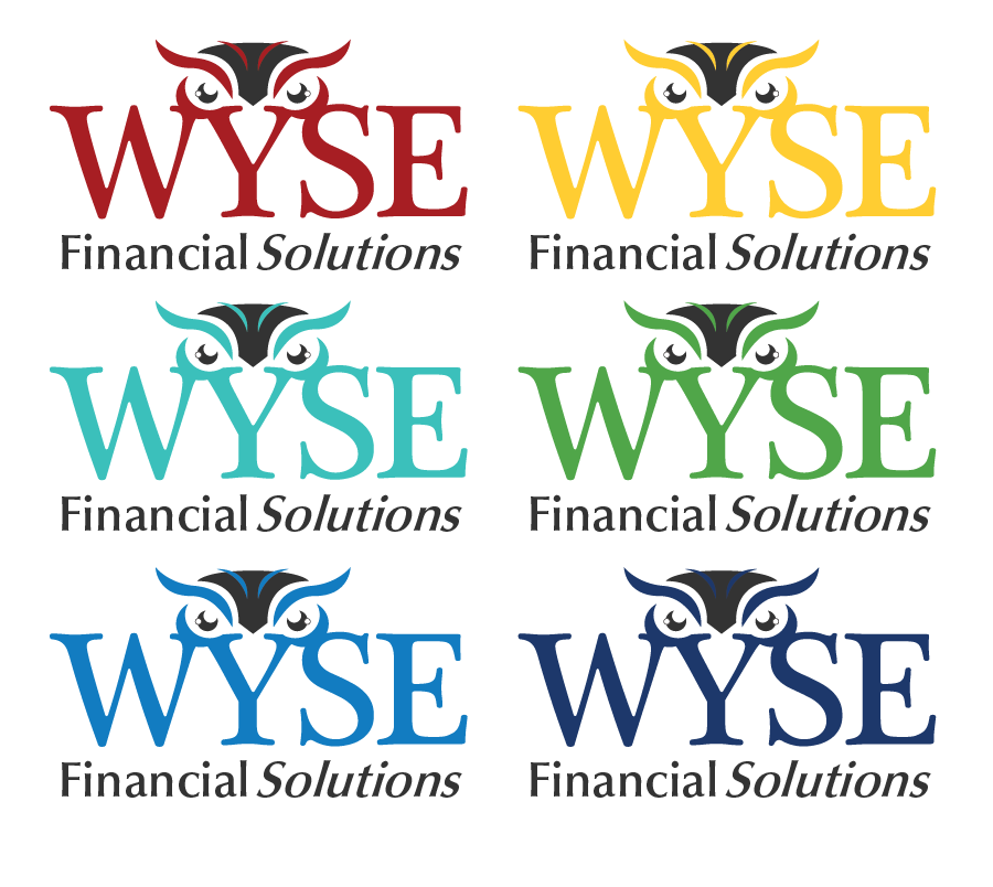 Logo Design by Christina Evans - Entry No. 77 in the Logo Design Contest Fun Logo Design for Wyse Financial Solutions.