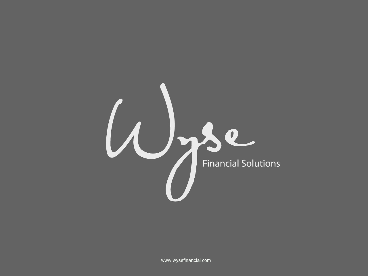 Logo Design by jpbituin - Entry No. 81 in the Logo Design Contest Fun Logo Design for Wyse Financial Solutions.