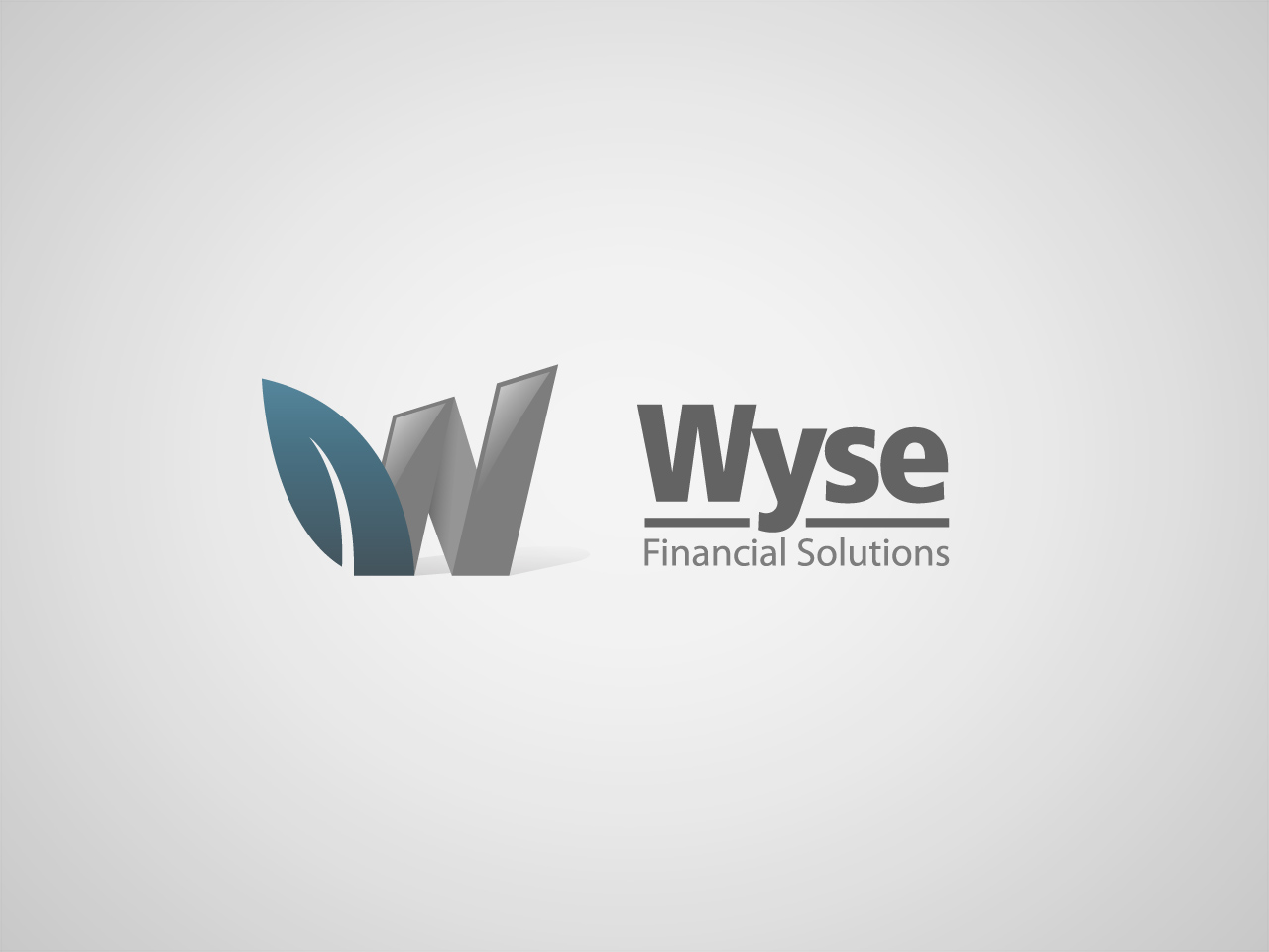 Logo Design by jpbituin - Entry No. 82 in the Logo Design Contest Fun Logo Design for Wyse Financial Solutions.