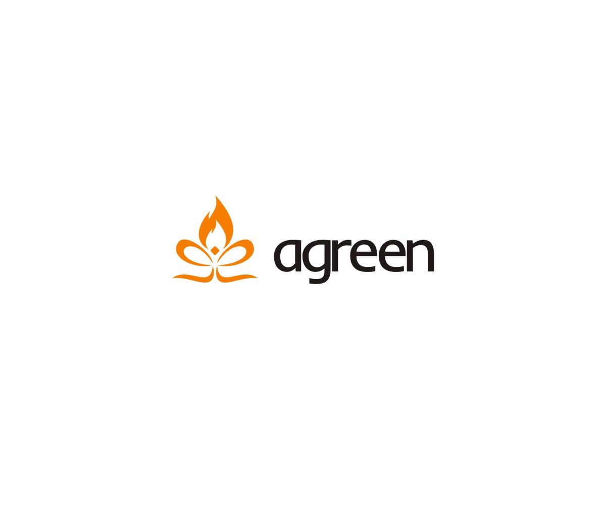 Logo Design by untung - Entry No. 44 in the Logo Design Contest Inspiring Logo Design for Agreen.