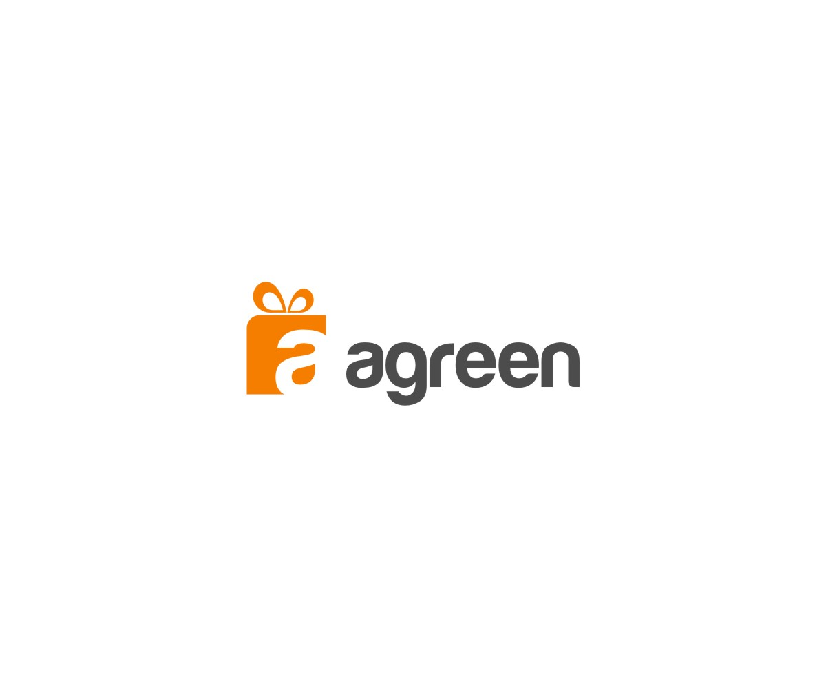 Logo Design by untung - Entry No. 45 in the Logo Design Contest Inspiring Logo Design for Agreen.