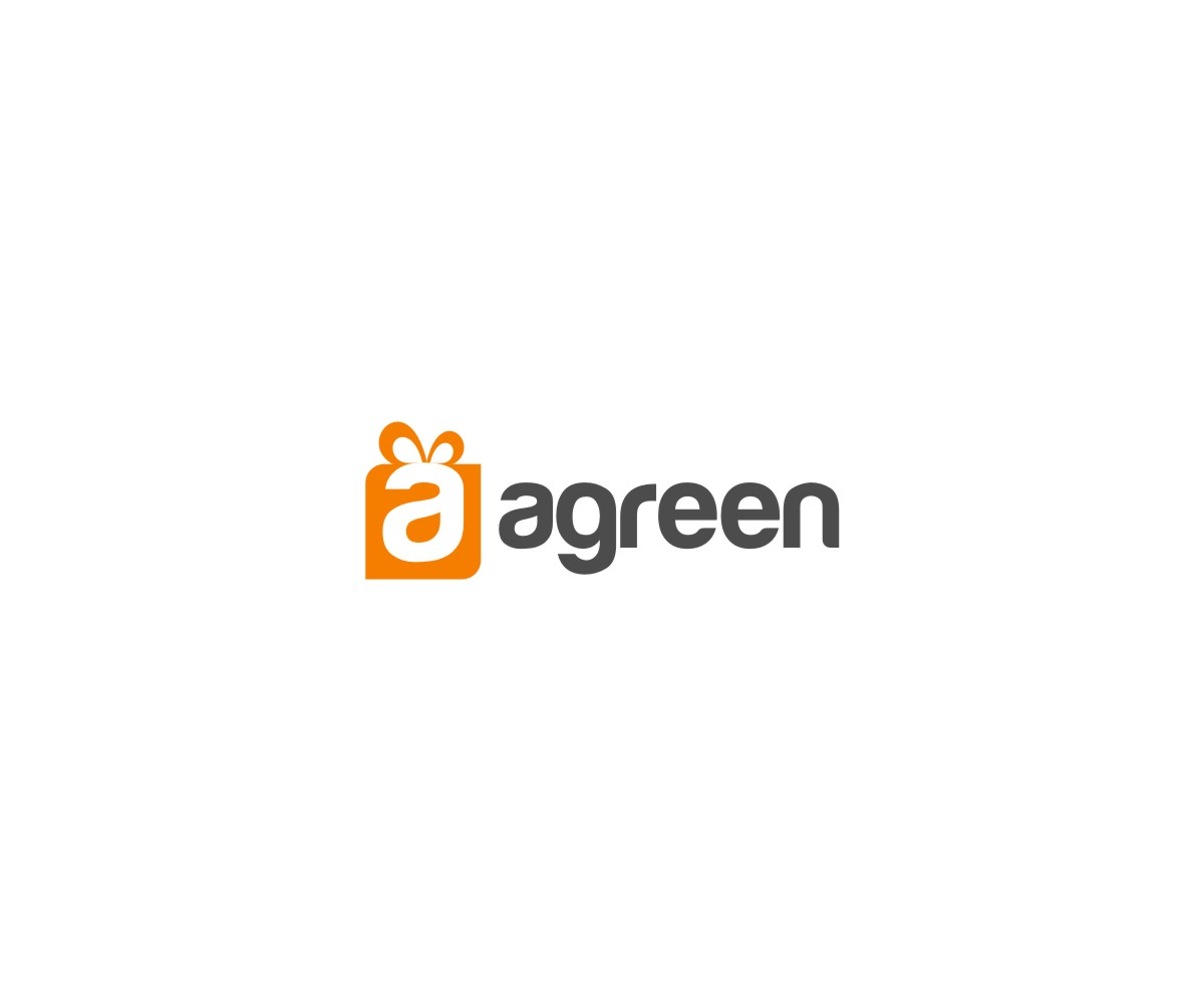 Logo Design by untung - Entry No. 46 in the Logo Design Contest Inspiring Logo Design for Agreen.