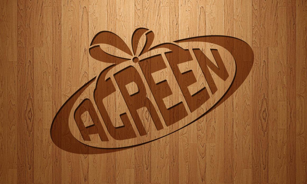 Logo Design by lagalag - Entry No. 49 in the Logo Design Contest Inspiring Logo Design for Agreen.