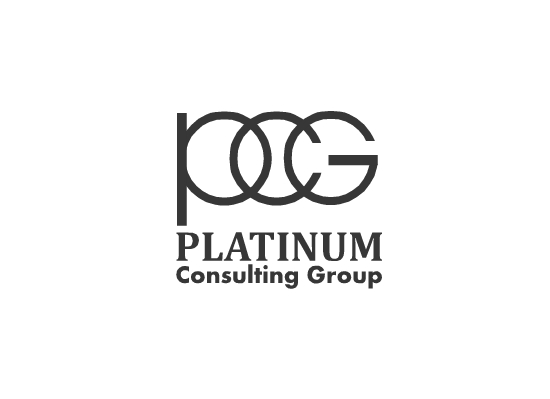 Logo Design by Ismail Adhi Wibowo - Entry No. 21 in the Logo Design Contest Captivating Logo Design for Platinum Consulting Group.