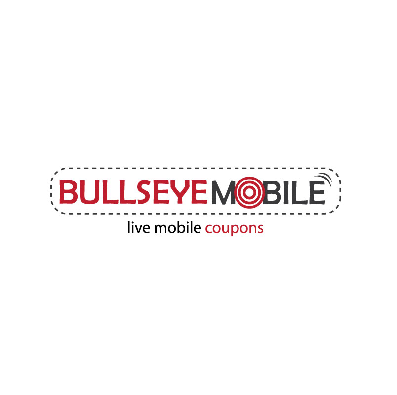 Logo Design by logoziner - Entry No. 186 in the Logo Design Contest Bullseye Mobile.