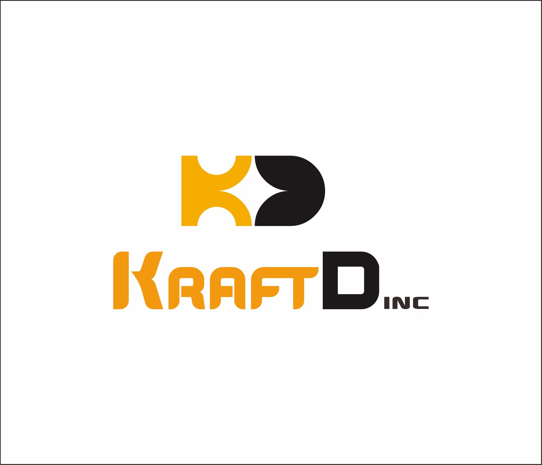 Logo Design by Armada Jamaluddin - Entry No. 189 in the Logo Design Contest Unique Logo Design Wanted for Kraft D Inc.